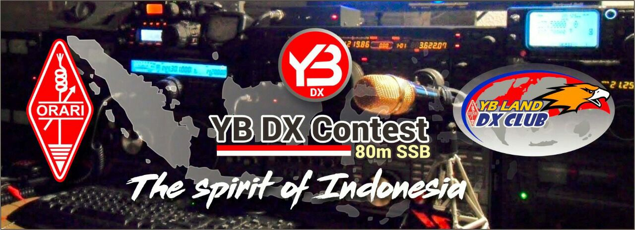 YB DX Contest 80M SSB